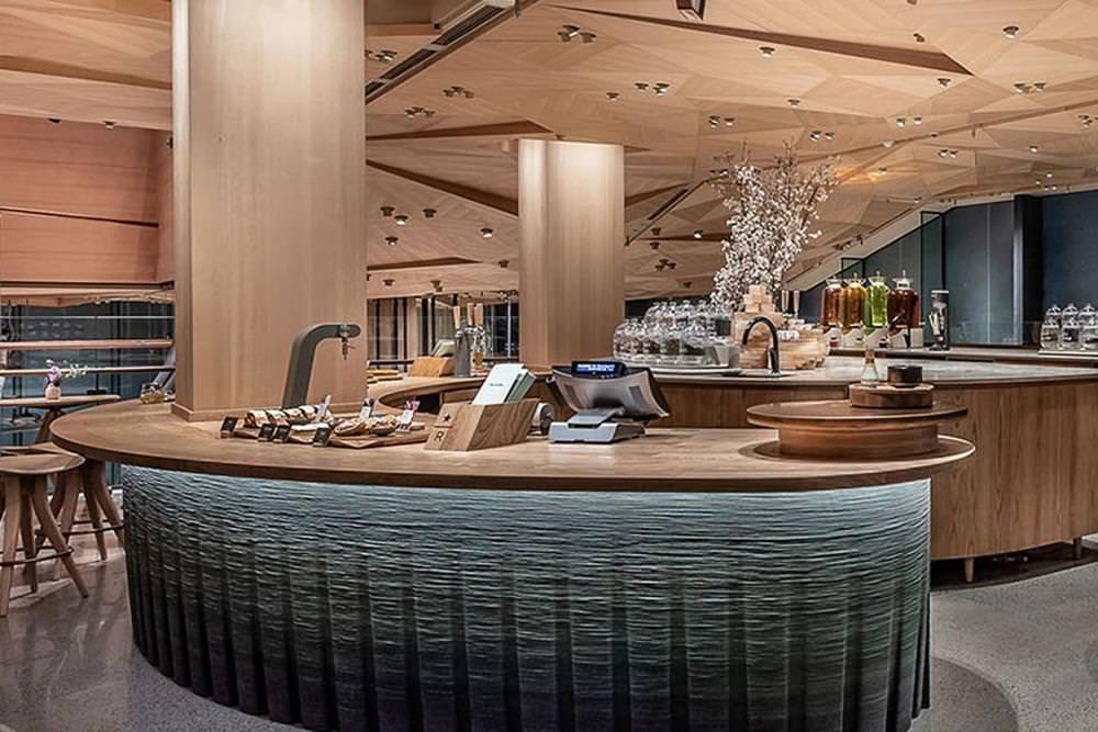【東京景點推薦】日本最美、第一間「星巴克臻選®東京烘焙工坊」 - threeonelee.com
