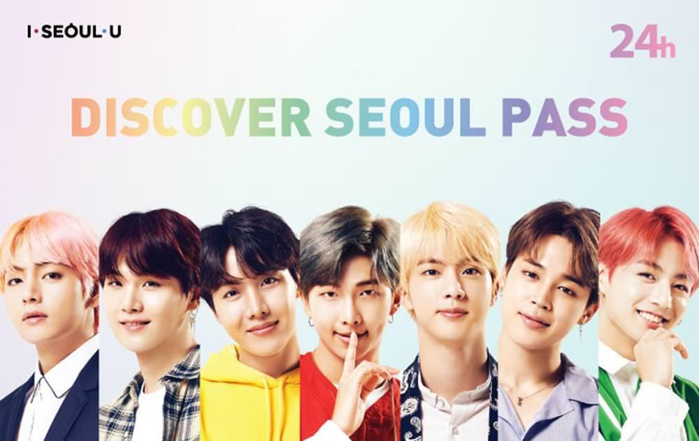 【首爾自由行必備】首爾轉轉卡:BTS Edition、24、48、72小時