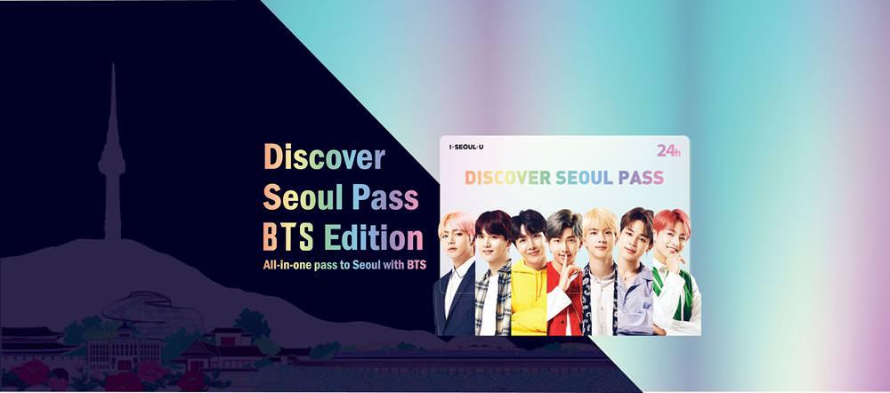 【首爾自由行必備】首爾轉轉卡:BTS Edition、24、48、72小時 - threeonelee.com