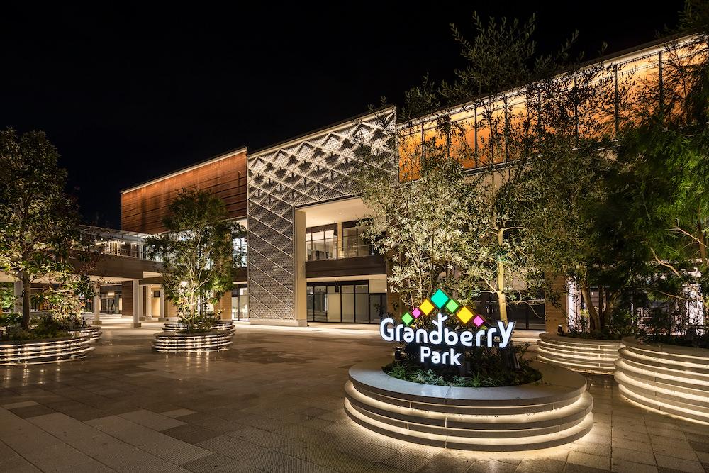 【東京新景點】南町田Grandberry Park:充滿自然綠意的複合式購物商場