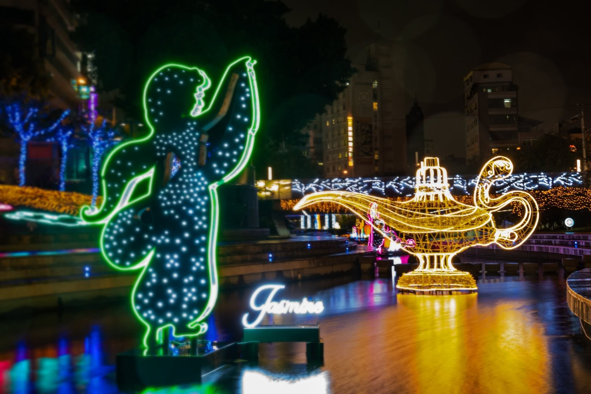 【2019台中耶誕夢想世界】看迪士尼不必出國!米奇陪你在台中過聖誕跨年 - threeonelee.com