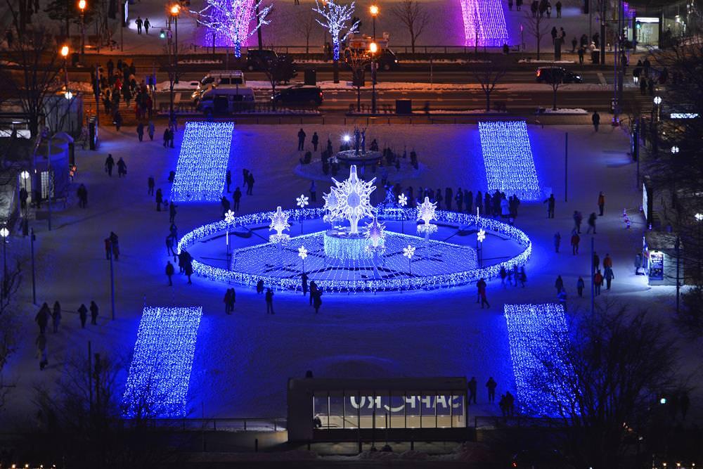 【札幌自由行】札幌機票、2020札幌雪祭會場、景點行程、札幌住宿推薦!