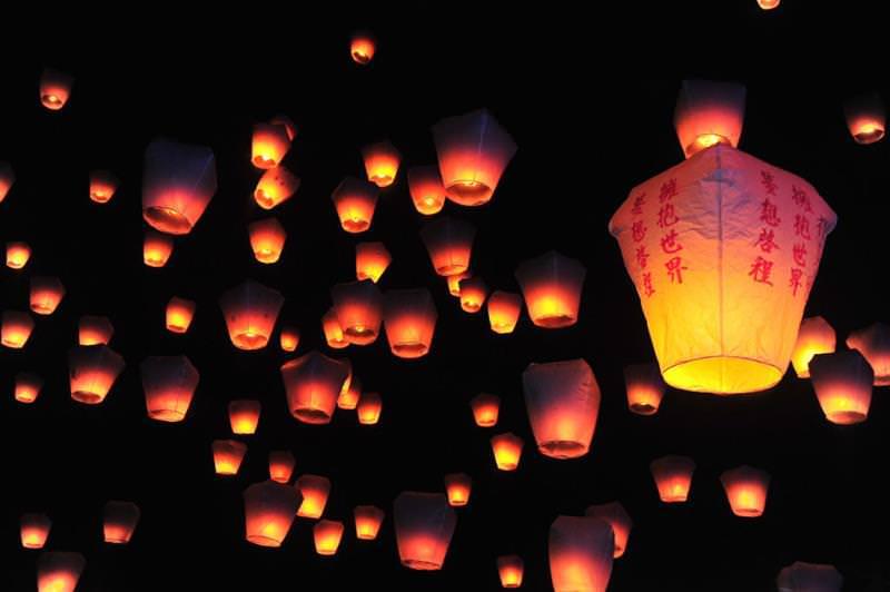 【2020平溪天燈節】2/8元宵節活動、放天燈時間、交通管制、天燈回收!