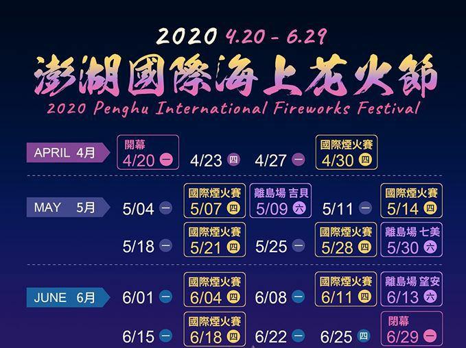 【2020澎湖海上花火節x迪士尼】無人機+漫威 史上最華麗煙火饗宴全攻略