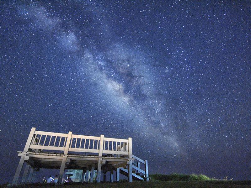 【台東最美星空】台東超浪漫璀燦星河:觀星、聽濤、吹海風一次看好看滿
