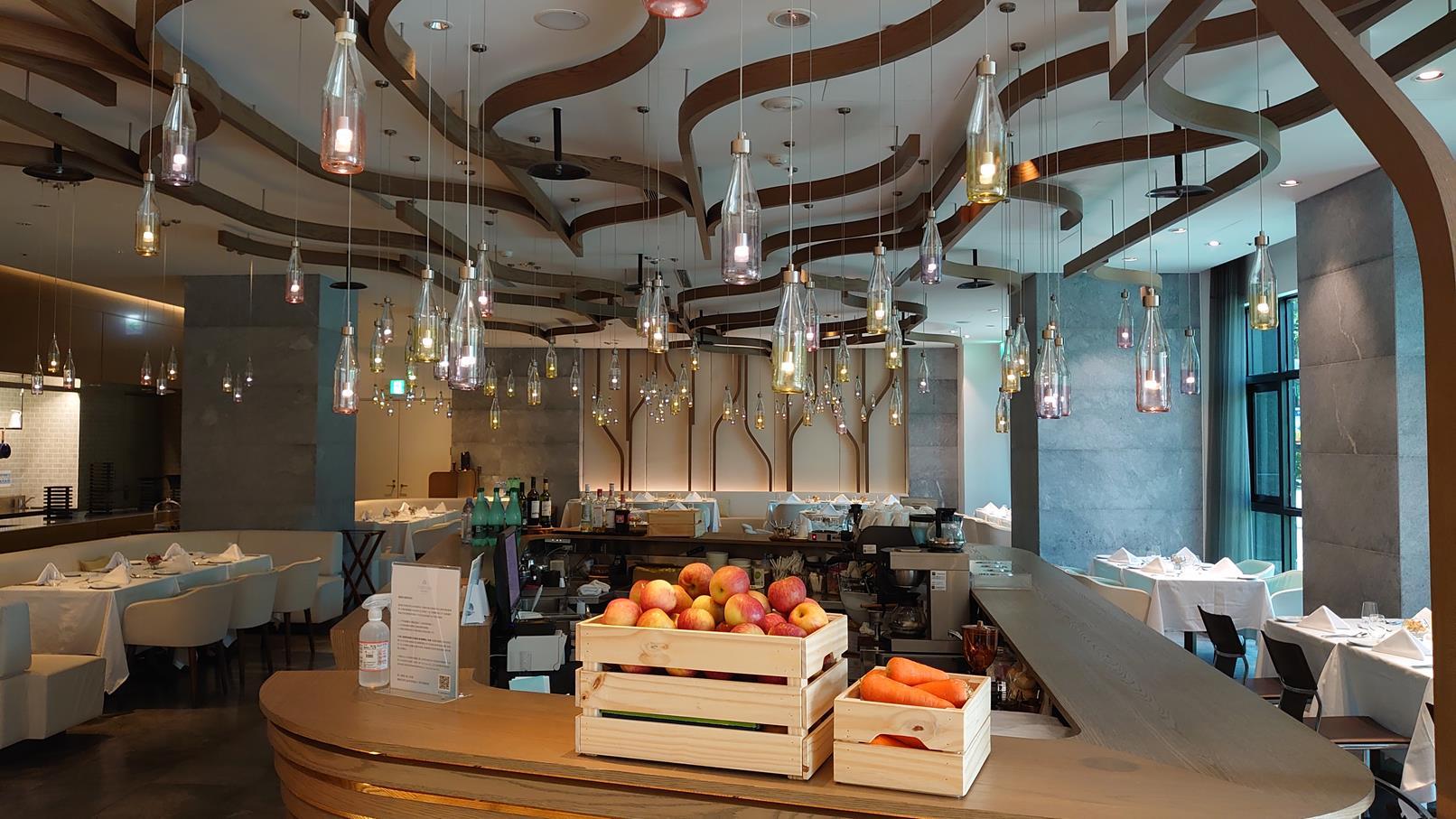 【北投老爺酒店 Pure Cuisine】海鮮及原型食材喚醒味蕾,滿足視覺與品味享受!