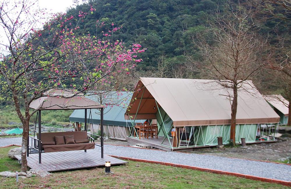 宜蘭礁溪露營推薦 那一村 Nayi Villa