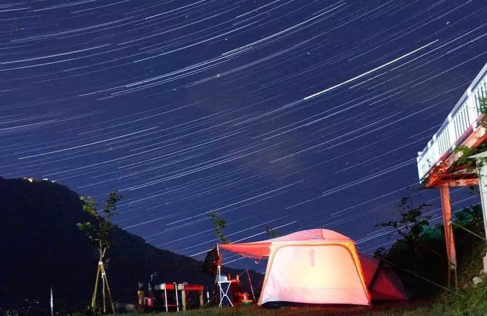 新竹露營 尖石夢田露營區