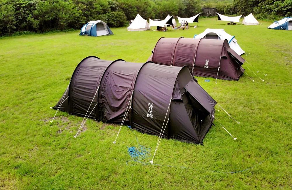 宜蘭露營推薦 露境東岳露營