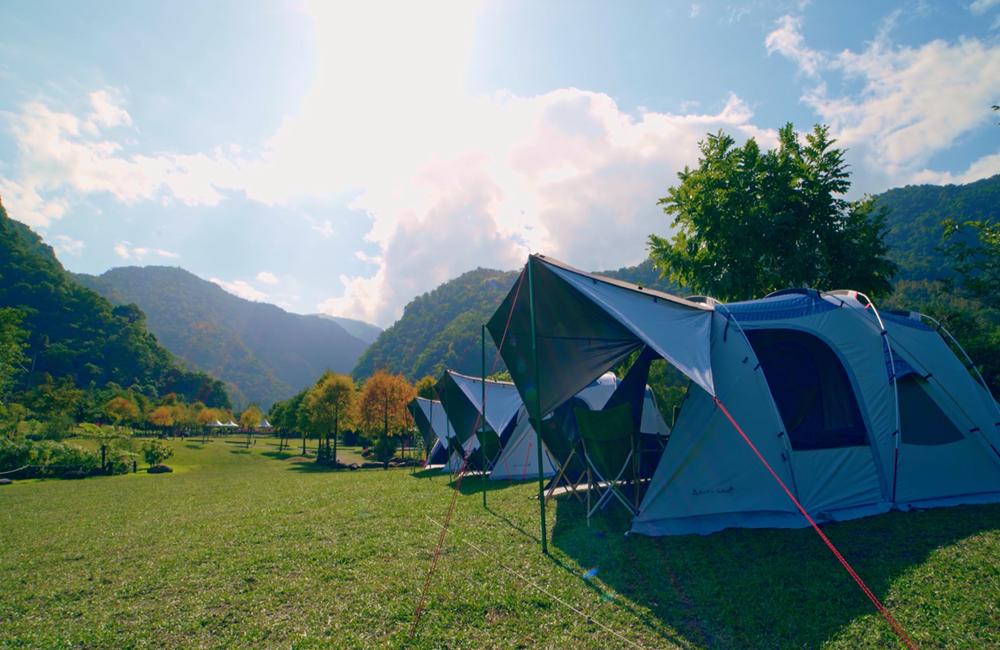 宜蘭露營推薦 那山那谷休閒農場